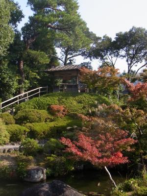 Japan, Nara, Park, Yoshikien