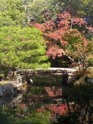 Japan, Nara, Park, Isuien