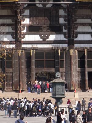Japan, Nara, Tempel
