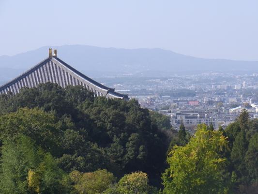 Japan, Nara, Ausblick