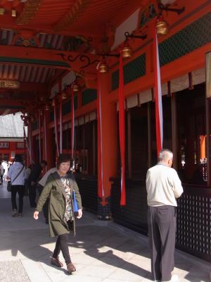 Japan, Kyoto, Tempel