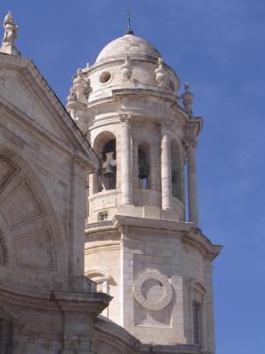 Andalusien, Cadiz, Kathedrale, Spanien