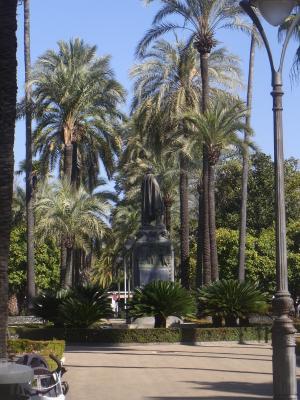 Andalusien, Cordoba, Park, Spanien
