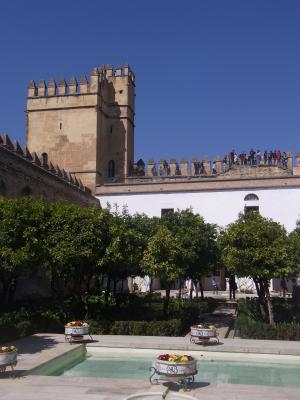 Andalusien, Burg, Cordoba, Spanien