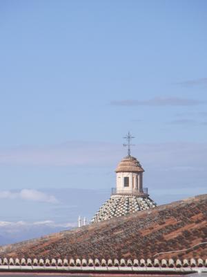 Andalusien, Granada, Kirche, Spanien