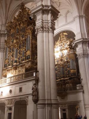 Andalusien, Granada, Kathedrale, Spanien