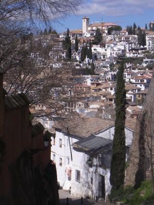 Andalusien, Granada, Spanien