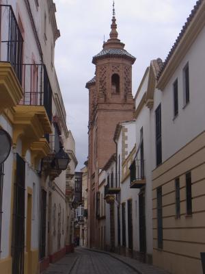 Andalusien, Jerez de la Frontera, Kirche, Spanien