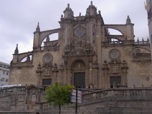 Andalusien, Jerez de la Frontera, Kathedrale, Spanien