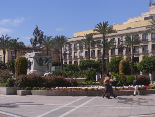 Andalusien, Jerez de la Frontera, Spanien