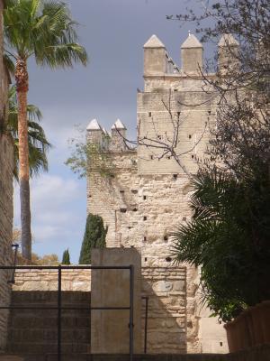 Andalusien, Festung, Jerez de la Frontera, Spanien