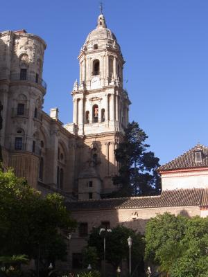 Andalusien, Kathedrale, Malaga, Spanien