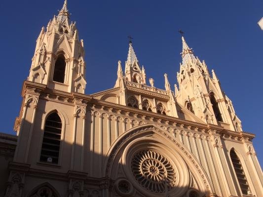 Andalusien, Kirche, Malaga, Spanien