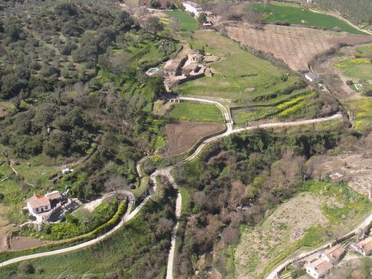 Andalusien, Ausblick, Ronda, Spanien