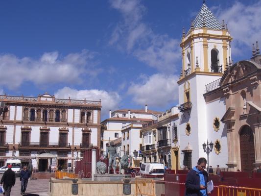 Andalusien, Ronda, Spanien