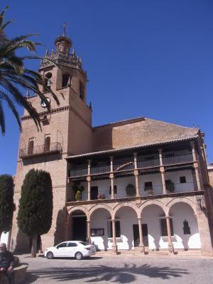 Andalusien, Kirche, Ronda, Spanien