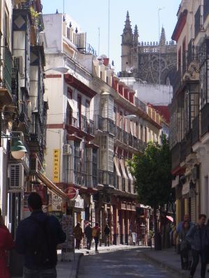Andalusien, Sevilla, Spanien