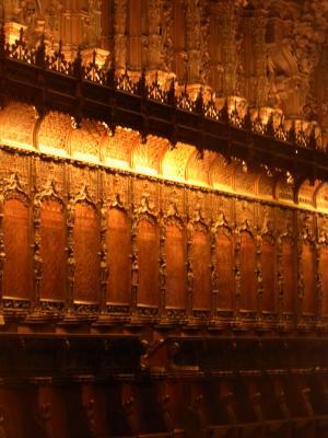 Andalusien, Kathedrale, Sevilla, Spanien