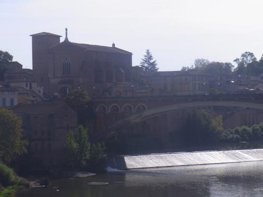 Frankreich, Gaillac, Okzitanien