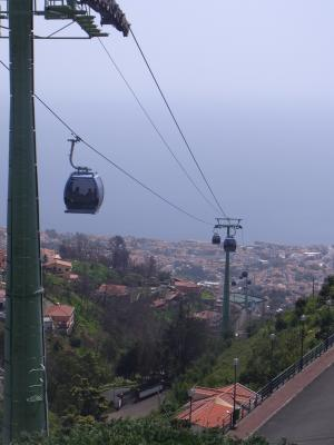 Madeira, Funchal, Portugal, Monte