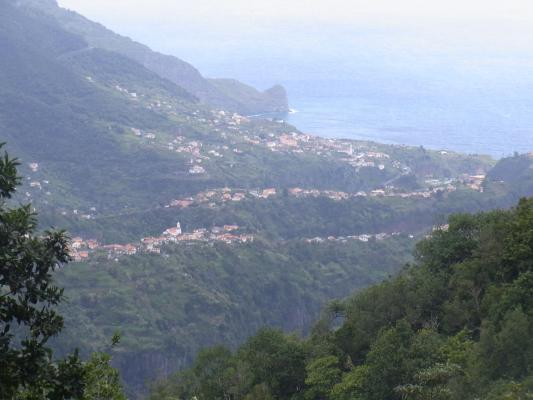 Portugal, Madeira, Levada du Furado