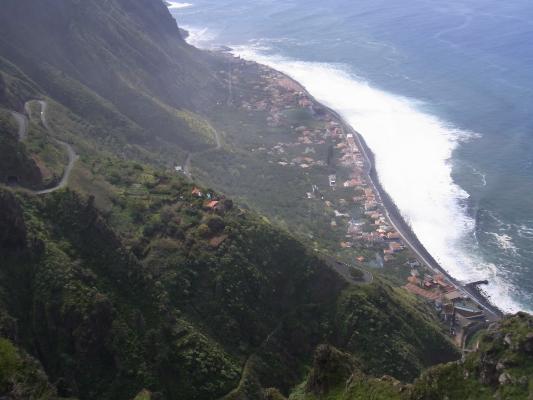Portugal, Madeira, Paul do Mar