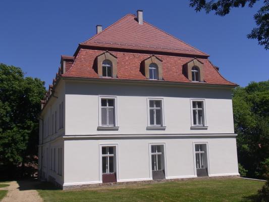 Deutschland, Oberlausitz, Schloss