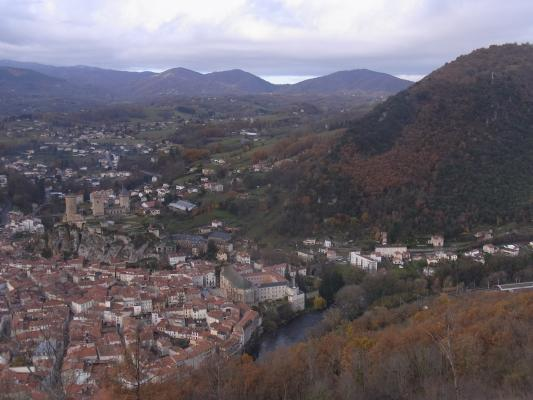 Foix, Frankreich, Midi-Pyrénées