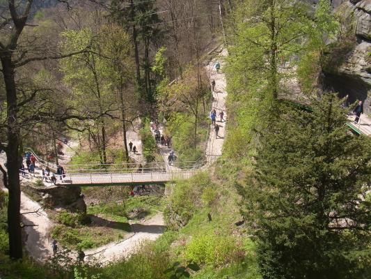 Deutschland, Saechsische Schweiz