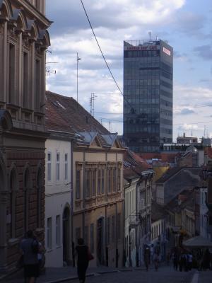 Kroatien, Zagreb