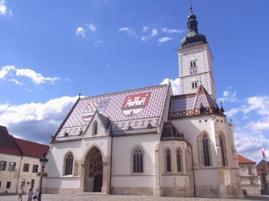Kirche, Kroatien, Zagreb