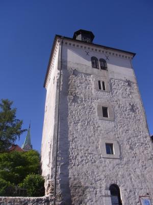 Kroatien, Turm, Zagreb