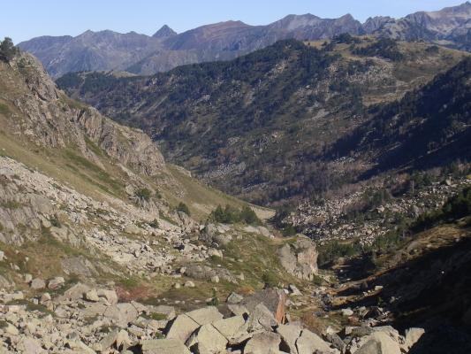 Andorra, Pyrenäen