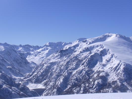 Frankreich, Pyrenäen, Plateau de Beille
