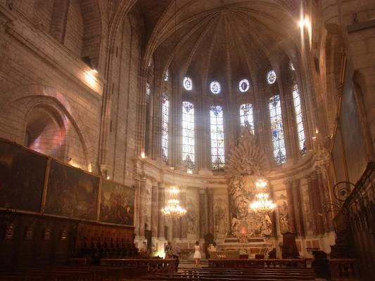 Beziers, Frankreich, Kathedrale, Languedoc-Roussillon