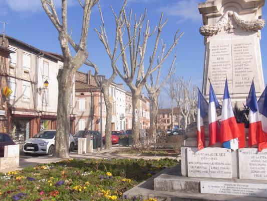 Frankreich, Okzitanien, Carbonne