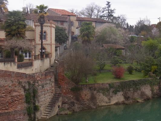 Frankreich, Okzitanien, Rieux Volvestre