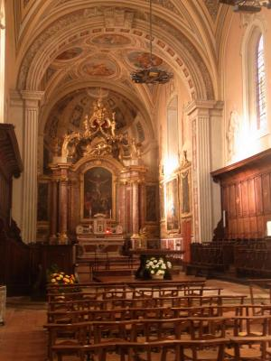 Frankreich, Kirche, Lautrec, Midi-Pyrénées, Okzitanien