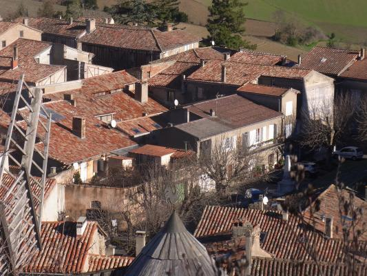 Frankreich, Lautrec, Midi-Pyrénées, Okzitanien