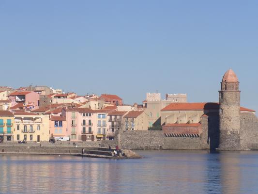 Collioure, Frankreich, Okzitanien