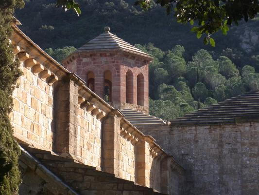 Abtei, Frankreich, Midi-Pyrénées