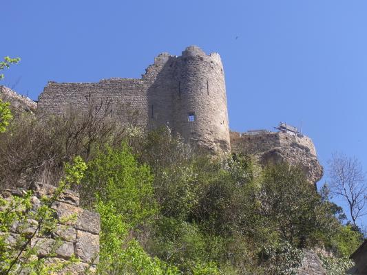 Burg, Frankreich, Okzitanien, Tarn