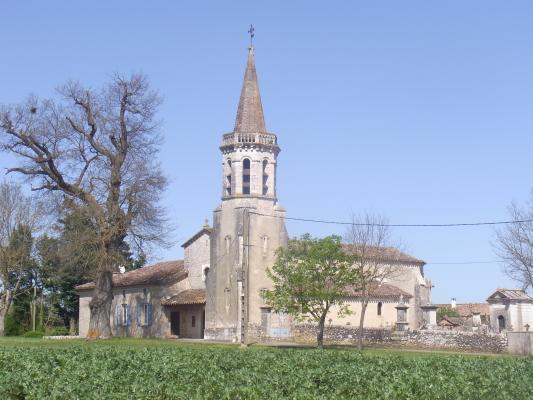 Frankreich, Kirche, Okzitanien, Tarn