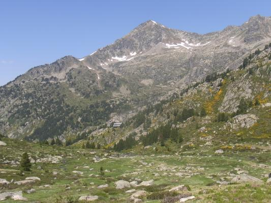 Frankreich, Midi-Pyrénées, Pyrenäen