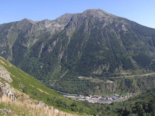 Frankreich, Pyrenäen