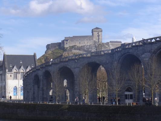 Frankreich, Lourdes, Pyrenäen