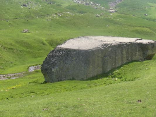 Frankreich, Pyrenäen, Vallée d Ossau
