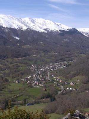 Frankreich, Okzitanien, Pyrenäen
