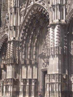 Frankreich, Kathedrale, Tours