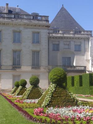 Frankreich, Park, Tours